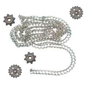 Sprocket Chains & Wheels