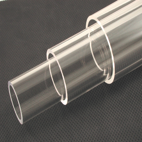 Clear Extruded Tubing