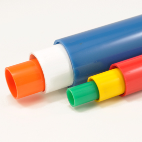 Coloured Butyrate Tube