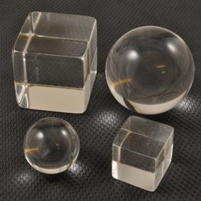 Balls, Blocks & Cubes