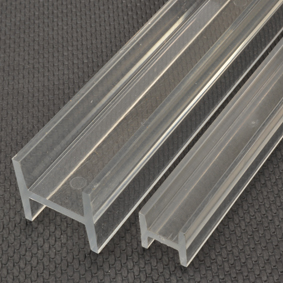 I beams h columns acrylic plastic shapes for Where to buy lucite