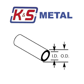 KS Aluminium Tube