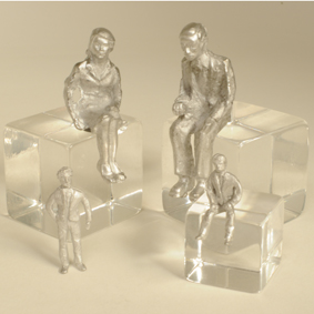 White Metal Figures