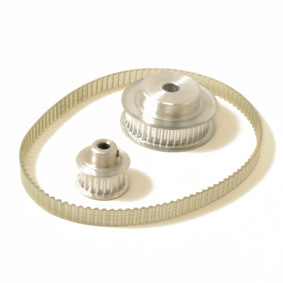 Toothed Pulleys & Belts
