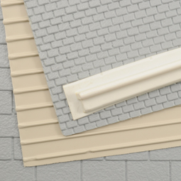 Vacformed Bricks, Tiles .ect.