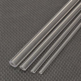 Clear Round Tubing