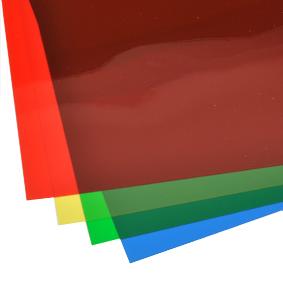 Translucent Coloured Sheeting