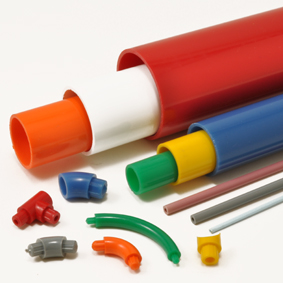 Butyrate Tube &amp; Fittings