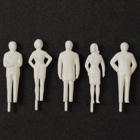 Plastic City Figures