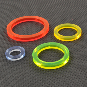 Fluorescent Rings