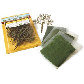 Metal Tree Kits & Armatures