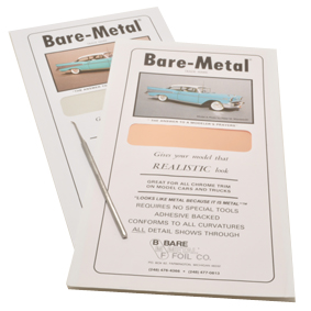Bare Metal Foil Products