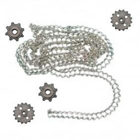 Sprocket Chains & Wheels