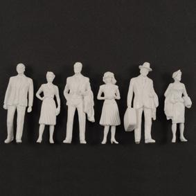 Plastic Super Figures