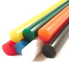 Round Rods (Opaque)