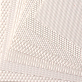Vac Formed Mesh Patterns