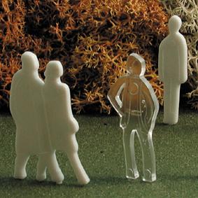 Silhouette Figures