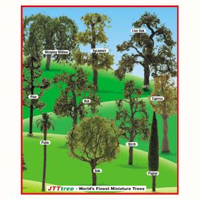 JTT Trees