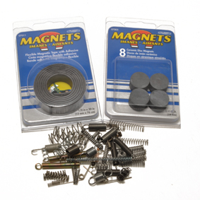 Magnets & Springs
